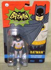 """BATMAN Classic 1966 TV Series 3.75"""" Action Figure DC Funko ReAction Adam West"""