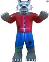 HALLOWEEN 6 FT WEREWOLF WOLF Airblown Inflatable YARD DECORATION