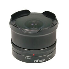 Dorr 12mm F7.4 Fisheye Wide Angle Lens - Sony NEX E Fit 361112 London