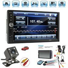 7'' 2Din Coche MP5 Radio FM/TF/RM Bluetooth Stereo Espejo Enlace para Android