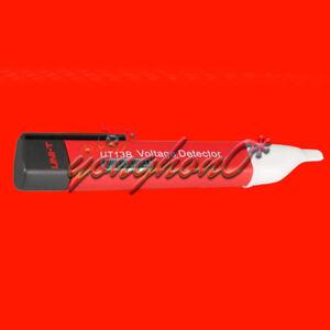 UNI-T UT13B AC Voltage Detector Buzzer Freq Beeper Auto-Sense Vibration Test Pen