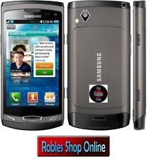 Samsung wave II s8530 grey (without locking sim) smartphone wlan 3g gps ovp new