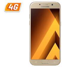 Teléfonos móviles libres giratorios de oro de ocho núcleos