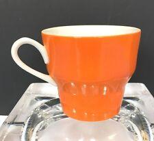 1 ORANGE  PAUL MCCOBB CONTEMPRI JACKSON INTERNATIONALE COFFEE CUP