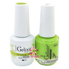 GELIXIR Soak Off Gel Polish Duo Set (Gel + Matching Lacquer) - 068