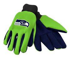 NFL Seattle Seahawks Utility/Work Gloves(GR color)