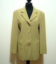 WEEKEND by MAX MARA Giacca Donna Lana Rayon Wool Woman Jacket Sz.M - 44