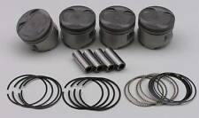 NIPPON RACING JDM HONDA B-SERIES TURBO PISTON KIT PISTONS B16A B18C LS 81MM HST