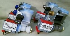 LOT OF 4 OEM FSP WHIRLPOOL ICE MAKER WATER VALVES 2315576 W10498974 S-86-QC N