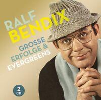 RALF BENDIX - GROßE ERFOLGE & EVERGREENS 2 CD NEW+