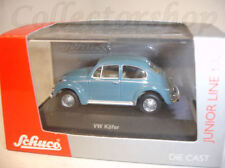 Schuco : VW Kever blauw 1:72 Art.No: 3310035