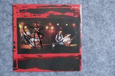 Iron Maiden - Iron Maiden CD Album signed / autograph / signiert