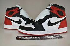 Nike Wmn Air Jordan 1 Retro Satin Black Toe Style # CD0461-016 Size 7.5