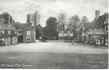 Chilham - The Square - Canterbury - Kent - Postcard (200PC)