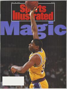 1991 Sports Illustrated Magic November 18