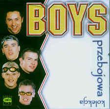 BOYS - Przebojowa kolekcja  - Polska,Polonia,Polnisch,Polen,Poland,Disco Polo
