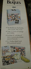 BEATLES ANTHOLOGY PROMO BANNER STYLE TWO SIDED PROMO POSTER DIFF DESIGN