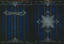 CARTE DA GIOCO ARTIFICE BLU,prima edizione ,poker size by Ellusionist