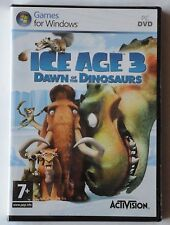 ICE AGE 3 DAWN OF THE DINOSAURS PC CD-ROM GAME brand new & sealed UK ORIGINAL