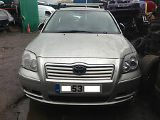 TOYOTA AVENSIS 2003 1.8 AUTOMATIC - **BREAKING**SPARES**