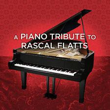 NEW - Piano Tribute to Rascal Flatts by Brett Marshall