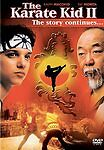 THE KARATE KID II 2 NEW DVD Free Shipping in Canada!
