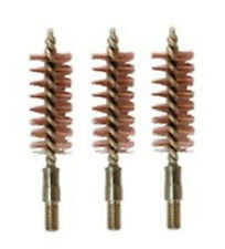 Pro-Shot *.45 Cal.* Bronze Pstl Bore Cleaning Brush  Package of 3 New! - 45P