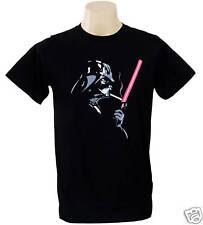 Banksy Cool Darth Vader Smoke Cigar Graffiti Star Wars Man T-Shirt Sz XL