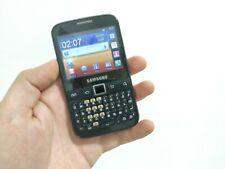Samsung Galaxy Y Pro GT-B5510 Grey Unlocked Smartphone Android QWERTY phone