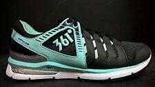 361 Women's Size 6.5 Impulse Running Shoes, 201420104-6033, Blue Black