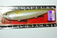Lucky Craft Sammy 128 Topwater Señuelo 12.7cm 29.6ml Ml Flotante Perla Ayu