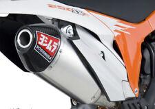 Yoshimura KTM 500/450/350/250 13-16 Signature RS-4 Slip-On Exhaust SS-AL-CF