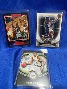 2008-09 Bowman Kevin Durant 2nd Year Card #69 Seattle SuperSonics Lot