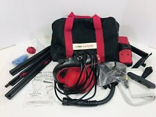 Scunci Steamer Ss1000 Hand Held Steam Cleaner Complete with Attachments, Bag