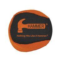 Hammer Microfiber Grip Ball For Bowling Black/Orange