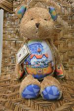 Boyds Bears Jim Shore Teddy Bear Collection Noah Stuffed Plush Animal Noah's Ark