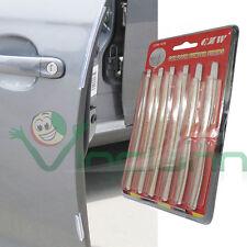 8 Protezioni portiera gomma auto porta guarnizione sportello strisce paracolpi