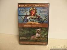 BIBLICAL WOMEN DVD MYSTERIOUS & CONTROVERSAL STORIES & BIBLICAL ADAM & EVE NEW