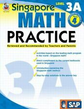 Math Practice Level 3a Gr 4 by