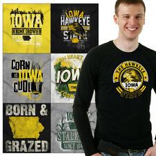 Iowa Long Sleeved Graphic T For Mens Womens Tees Souvenir Gift Tshirts Farming