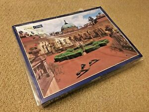 Hestair Jigsaw Puzzle 3000 piece Code M3003 'Russian Castle' NEW & SEALED