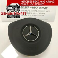 MERCEDES AMG AIRBAG W176 W246 W205 C218 C117 and more (for AMG STEERING WHEEL)