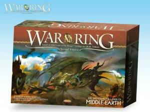 War Of The Ring Core Game Second Edition NEW Game