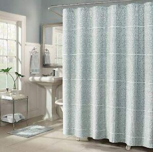 J. Queen New York Corina 72-Inch x 72-Inch Shower Curtain in Spa