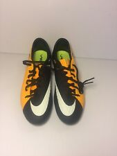 Nike HYPERVENOM PHELON-3 FG FOOTBALL BOOT Orange- 852556 801 US 9 New C10-25-65