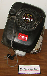 """6.75 GTS GAS ENGINE MOTOR for TORO SUPER RECYCLER 21"""" Model 20038"""