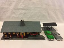 Tyco HO Scale Arlee Station Custom Assembled #7761 Version 2
