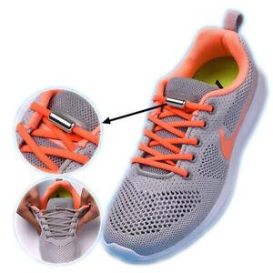 Elastische Schnürsenkel ohne Binden mit Schnellverschluss  *Verschiedene Farben*