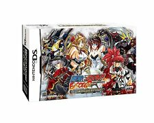 Used DS Super Robot Taisen OG Saga: Mugen no Frontier EXCEED Limited Edition