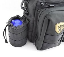 Tactical Baby Gear® Molle Thermal Lined Bottle Pouch 2.0 - Black